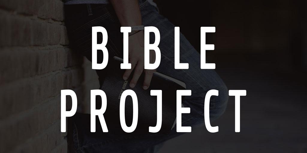 Bibleproject Studentenfutter
