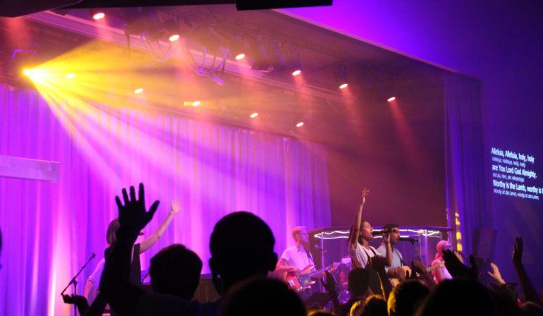 Praise & Worship Abend mit Aryel und Daniel
